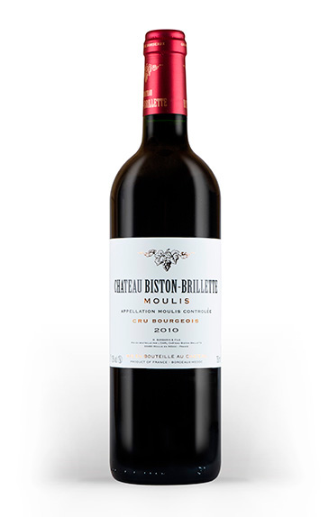 Bouteille Château Biston-Brillette